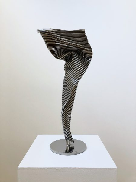Andrew Rogers, 'I Am', 2014, stainless steel, 65 x 31 x 25cm, edition of 5 + 1AP