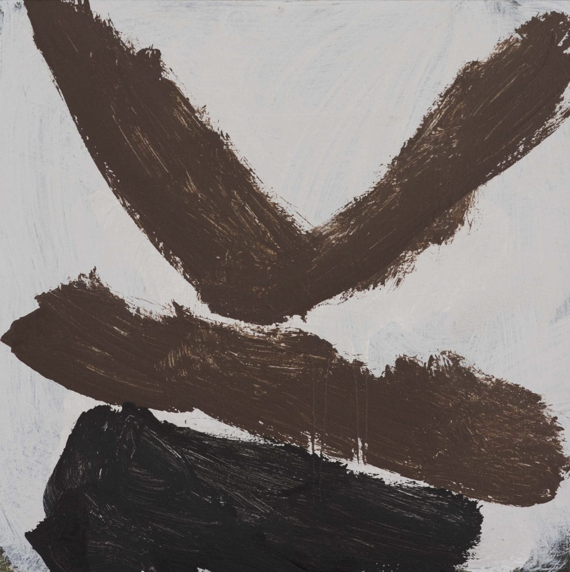 Lottie Consalvo, 'Never End (19)', 2018, acrylic on board, 30 x 30 cm