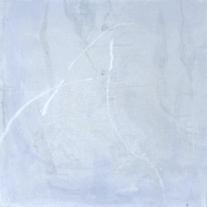 Babette Robertson, 'Sentier', found pigment and synthetic polymer paint on canvas, 56 x 56cm