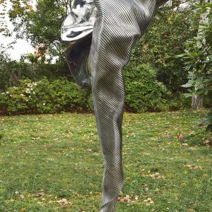 Andrew Rogers, 'I Am', 2015, stainless steel, 160 x 70 x 52 cm, edition of 12 + 1AP