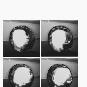 'Moon Phase', 2020, photo gallery rag paper, 43 x 53 cm, framed, edition of 7 + 2AP