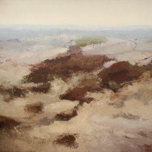 Philip Wolfhagen, 'Little World no. 14', 2016, oil & beeswax on linen, 96 x 103 cm