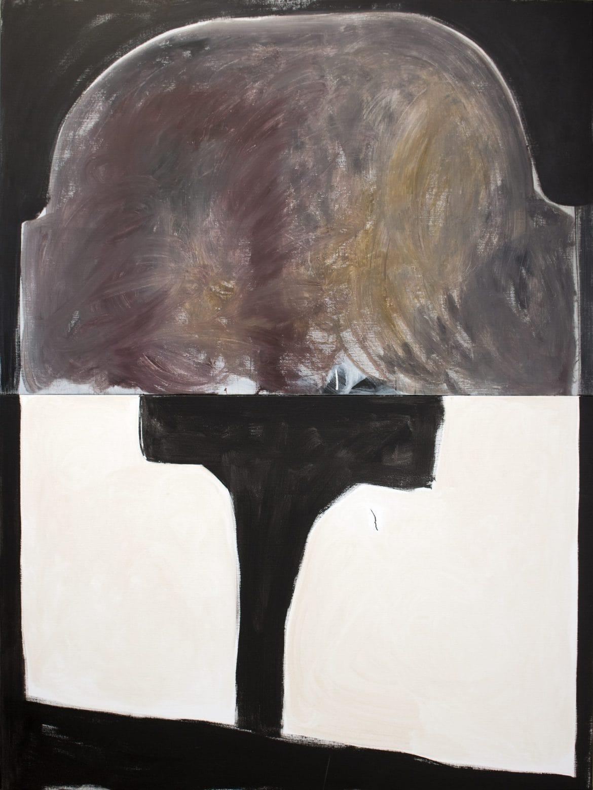 Lottie Consalvo, 'The Entrance To 'The End', 2020, acrylic on linen, 244x183cm