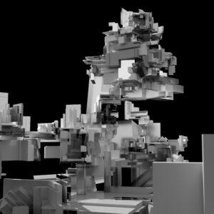 Brendan Lee, 'Utopian Proximities 1', 2020, inkjet print on Dibond aluminium, 30 x 45 cm